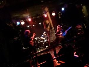 Juz Live at Shinjuku URGA